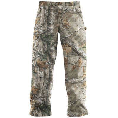 Carhartt Men's Camo Dungaree Pant
