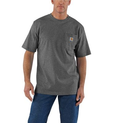 Carhartt Men's Workwear Pocket SS T Shirt