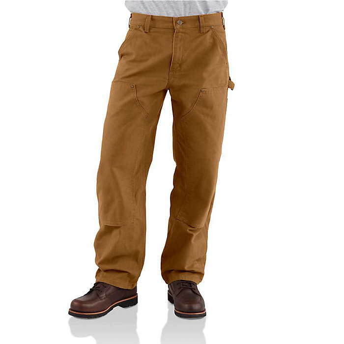 fc2cc810ad96 Carhartt Men s Washed Duck Double Front Work Dungaree Pant - Moosejaw