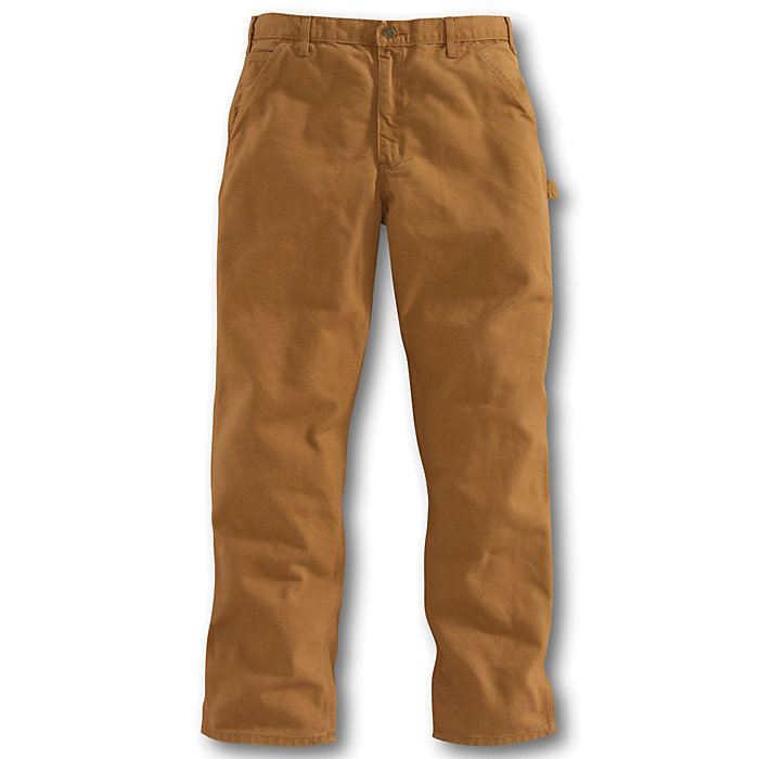 bf956047a8 Carhartt Men's Washed-Duck Work Dungaree Pant - Moosejaw