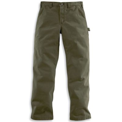 Carhartt Men's Washed Twill Dungaree Pant