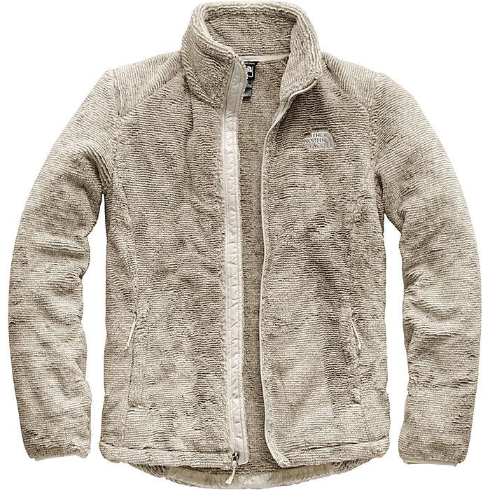 The North Face Beige Plush Fleece Activewear Outerwear Size 8 (M)
