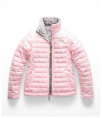 c671faf267 The North Face Girls  Reversible Mossbud Swirl Jacket