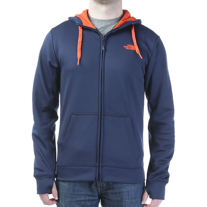 735f85f71 The North Face Men's Surgent LFC Full Zip Hoodie - Moosejaw
