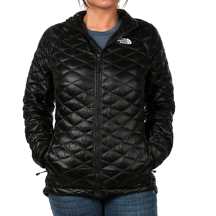 b2b8ce0d8bba The North Face Women s Thermoball Full Zip Jacket - Mountain Steals