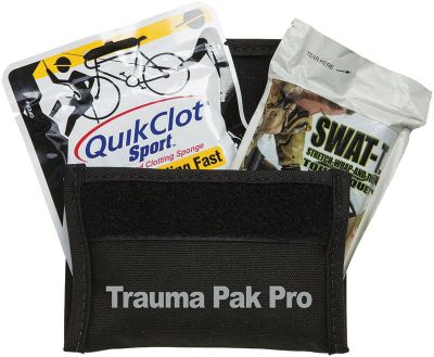Adventure Medical Kits Trauma Pak Pro with QuikClot