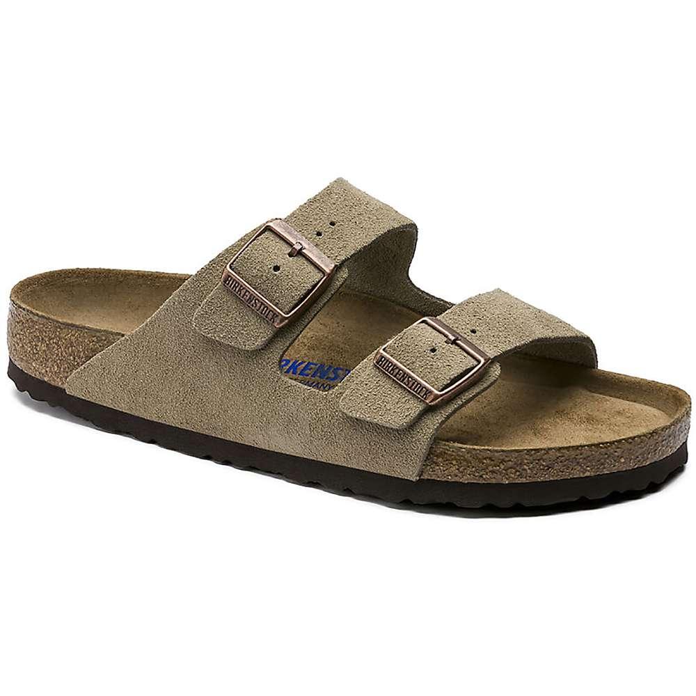 birkenstock arizona soft footbed sandal - at moosejaw