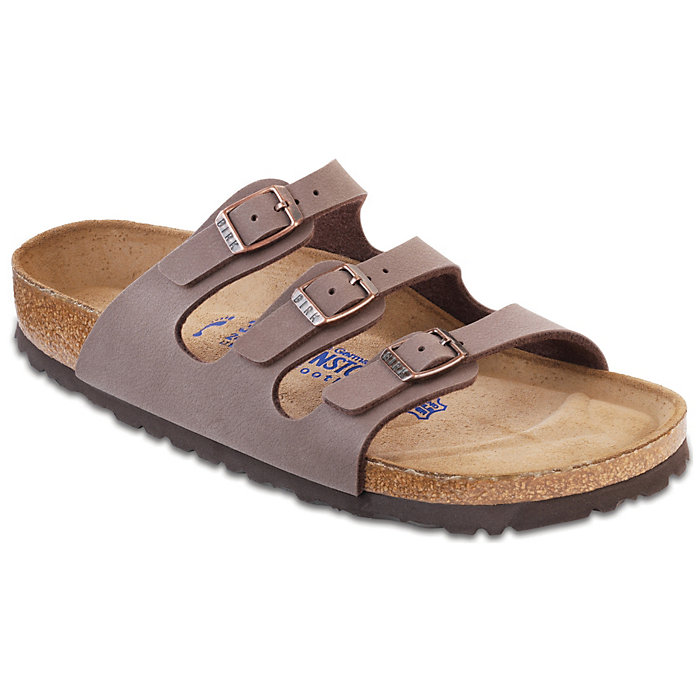 183440347108 Birkenstock Women s Florida Soft Footbed Sandal - Moosejaw