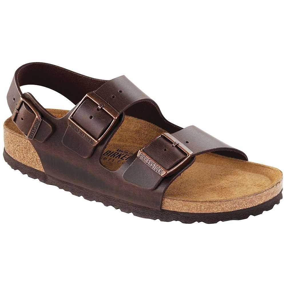 birkenstock milano soft footbed sandal - at moosejaw