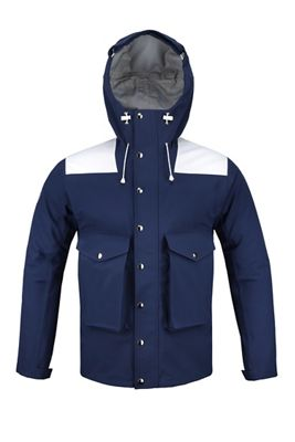 The American Mountain Co Men's No. 907 High-Altitude Hardshell Jacket