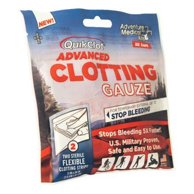 Adventure Medical Kits QuikClot Gauze