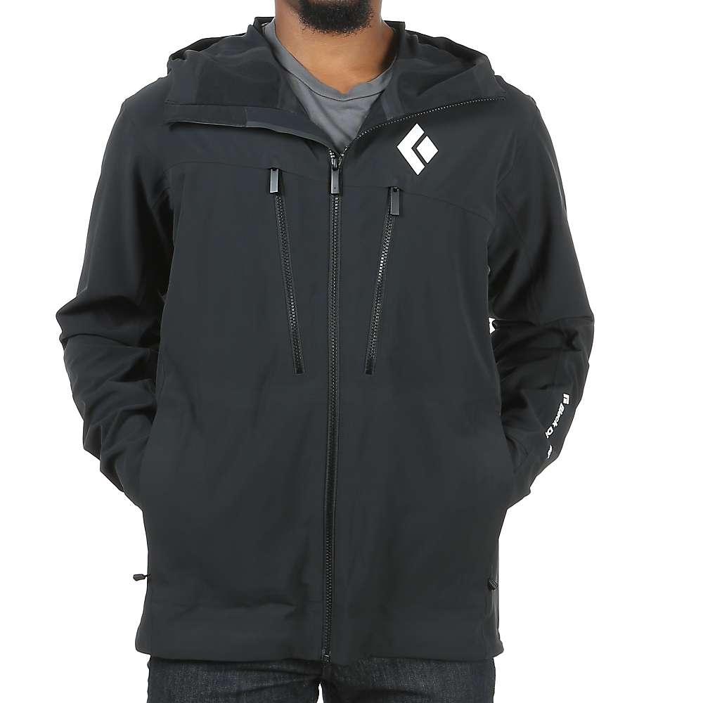 d85e5608ff55e Black Diamond Men's Induction Shell Jacket - Moosejaw