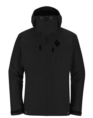 Black Diamond Men's Sharp End Shell Jacket