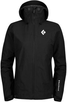 Black Diamond Women's Sharp End Shell Jacket