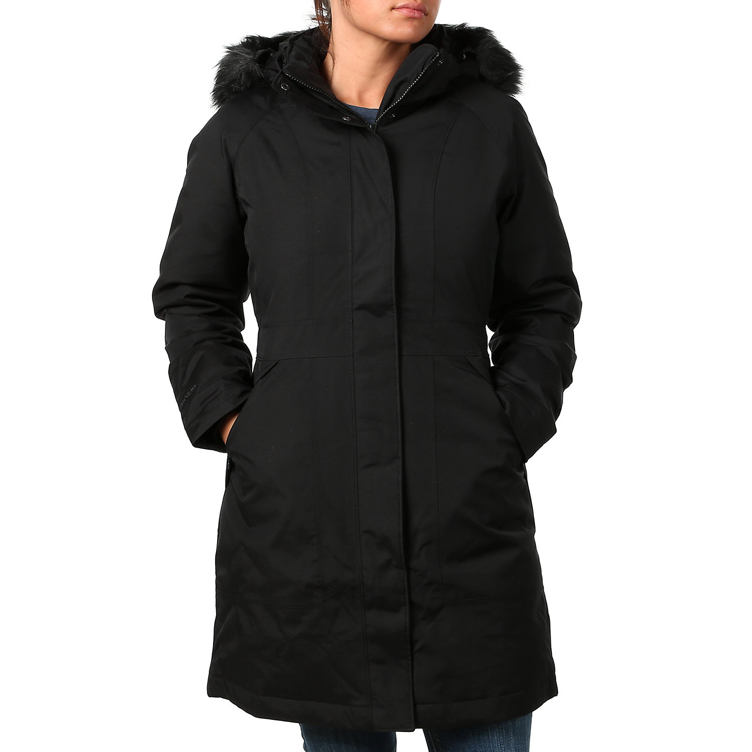 c7f71863b The North Face Women's Arctic Down Parka