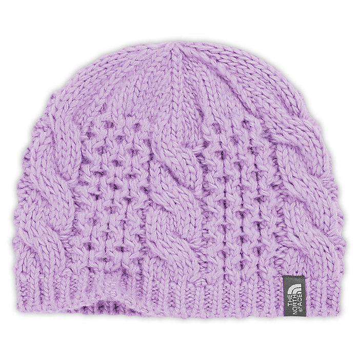 4f53798d3c4 The North Face Youth Cable Minna Beanie - Moosejaw