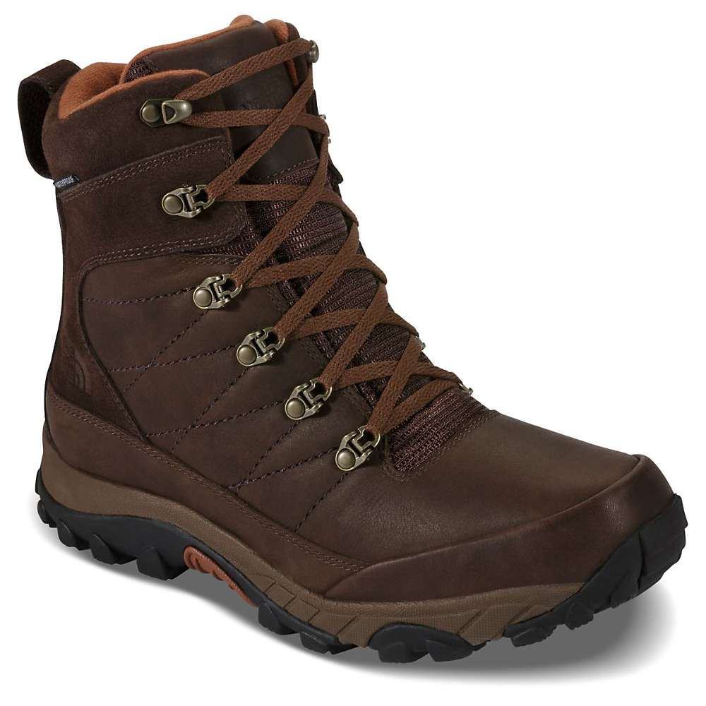 The North Face Men's Chilkat Leather Boot - at Moosejaw.com