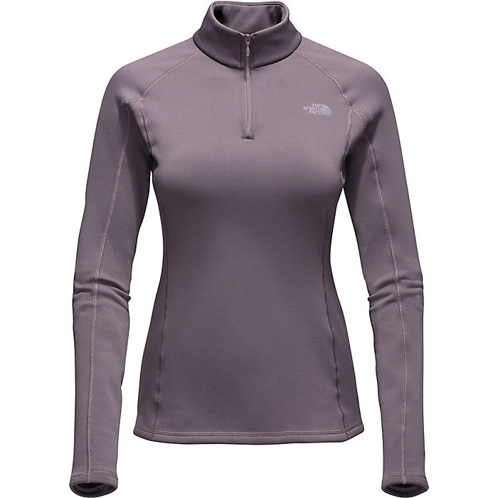 ad549f13d The North Face Women's Expedition L/S Zip Neck - Moosejaw