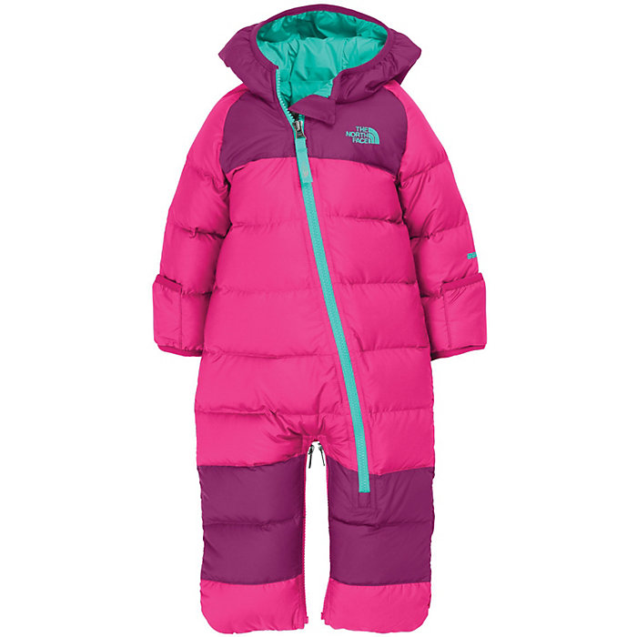 c7595695a824 The North Face Infant Lil  Snuggler Down Bunting - Moosejaw