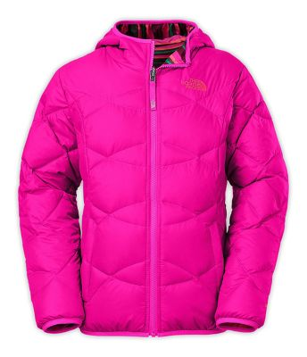 The North Face Girls' Reversible Moondoggy Jacket