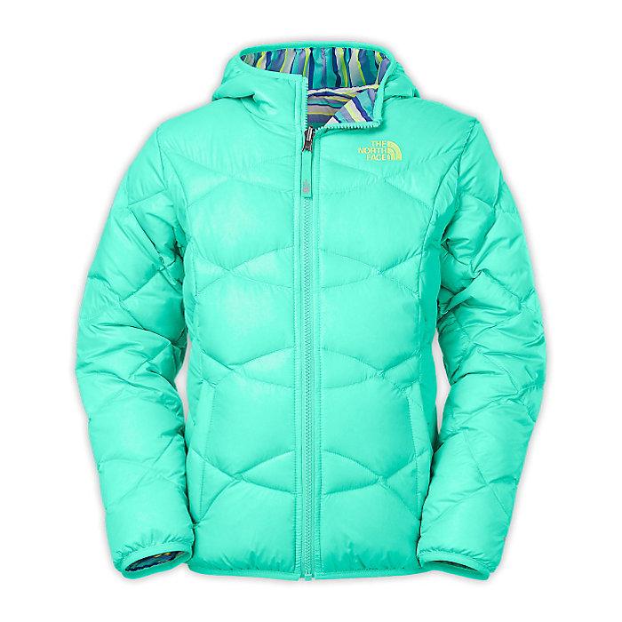 65ad43045 The North Face Girls' Reversible Moondoggy Jacket - Moosejaw