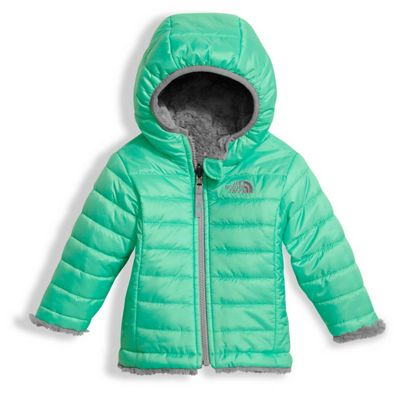 The North Face Infant Reversible Mossbud Swirl Hoodie