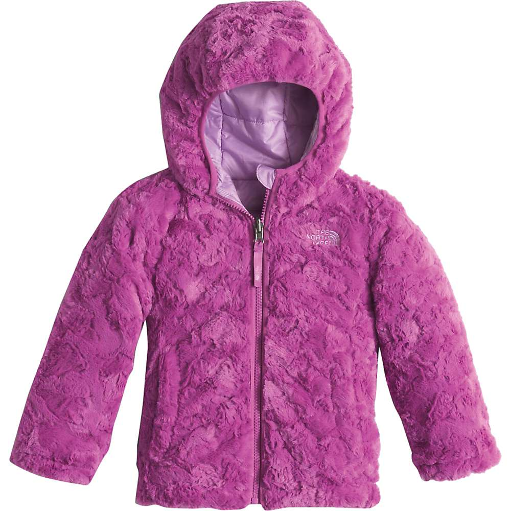 9f75f5e120a3 The North Face Toddler Girls  Reversible Mossbud Swirl Jacket - Moosejaw