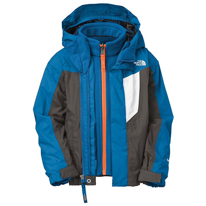 bc62eedff10f The North Face Toddler Boys  Vortex Triclimate Jacket - Moosejaw