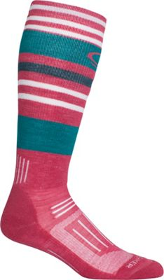 Icebreaker Women's Snow Medium Cushion Over the Calf Sock