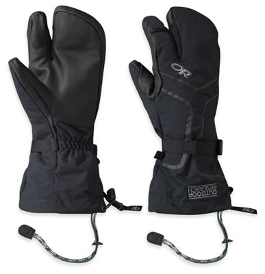 Outdoor Research Men's Highcamp 3 Finger Glove