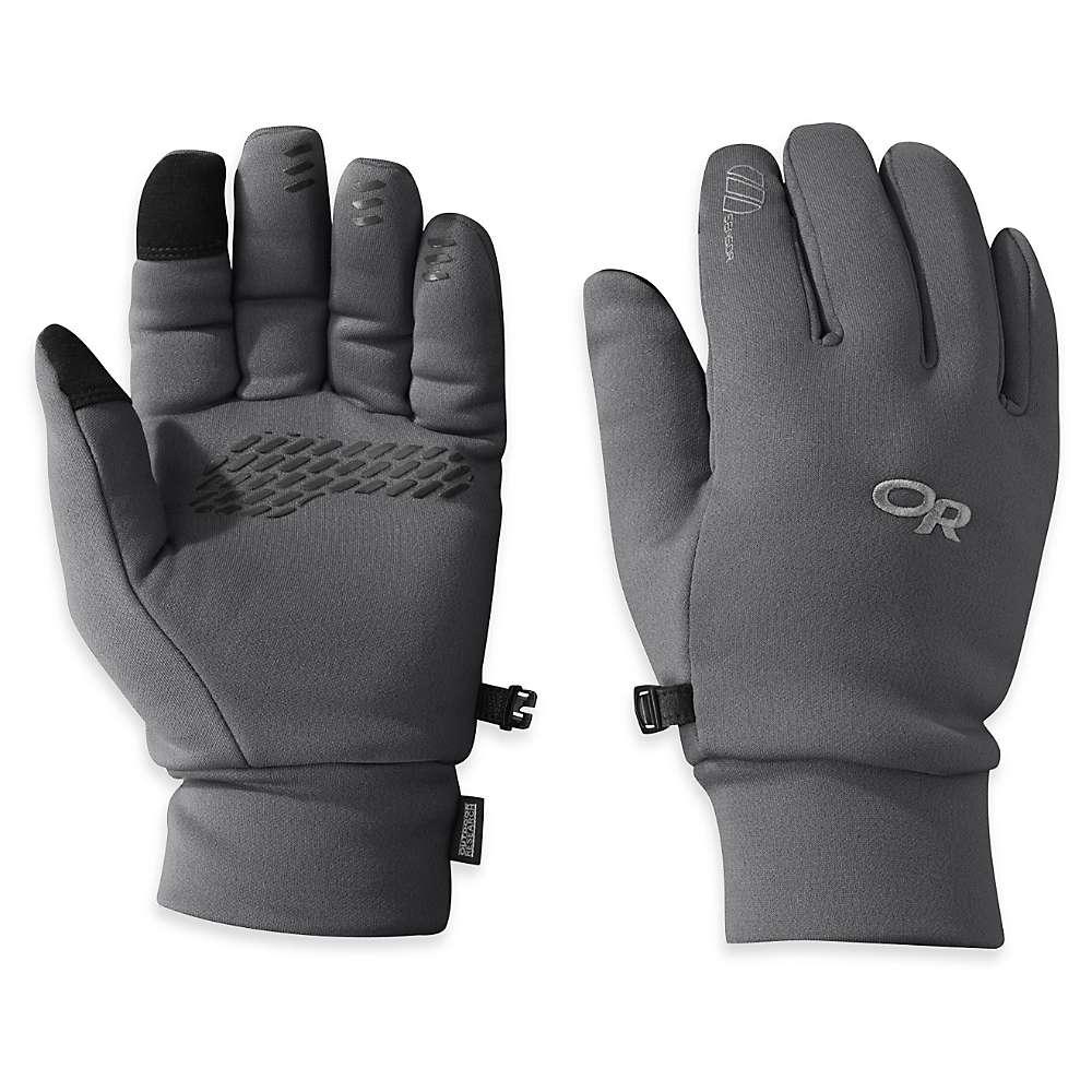 Mens ski gloves xxl - Outdoor Research Men S Pl 400 Sensor Glove