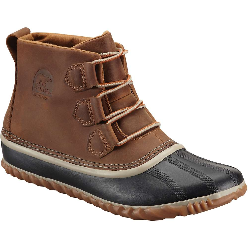 Sorel Women's Out N About Leather Boot - at Moosejaw.com