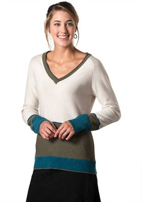 Horny Toad Women's Merina V Neck Top