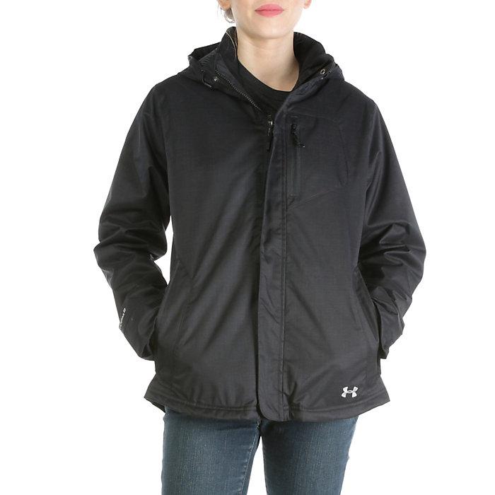 1822768d Under Armour Women's UA ColdGear Sienna 3 in 1 Jacket - Moosejaw