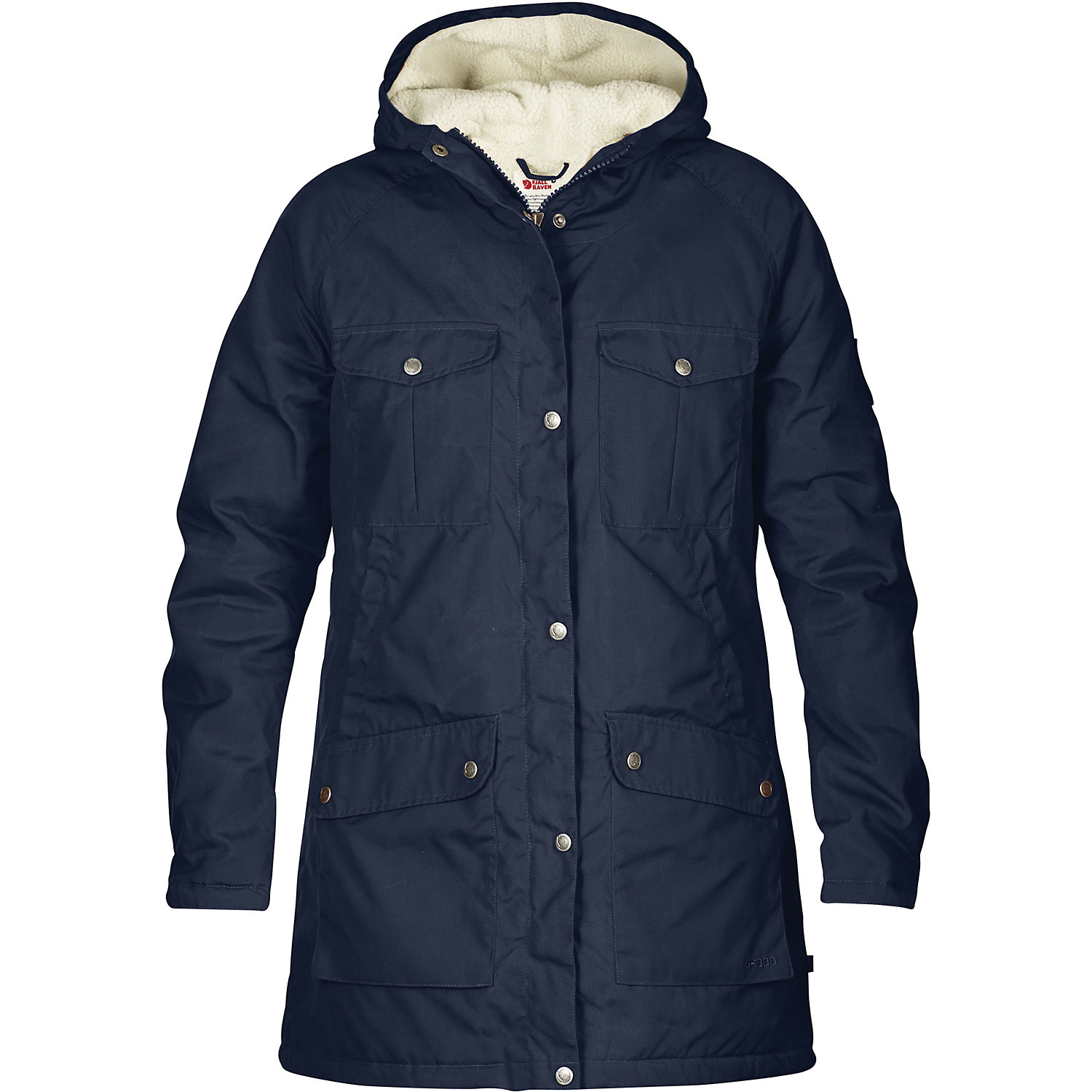 eefb7121 Fjallraven Women's Greenland Winter Parka - Moosejaw