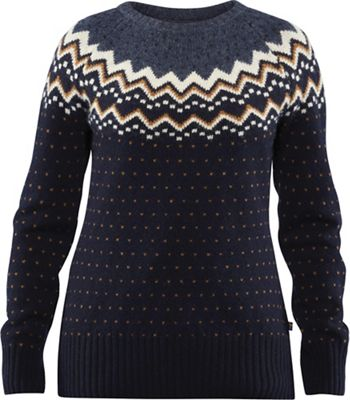 Fjallraven Women's Ovik Knit Sweater