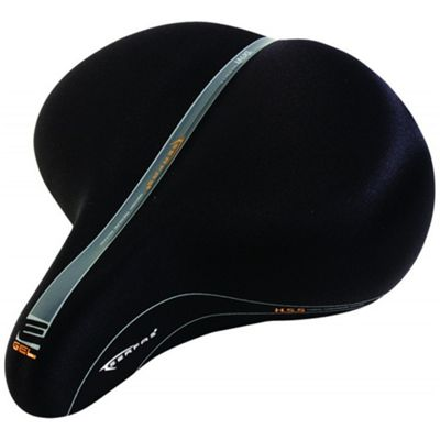 Serfas EG-8966E Cruiser Elastomer E-Gel Saddle