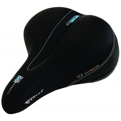 Serfas Women's FSW-280 Crusier Dual Density Saddle