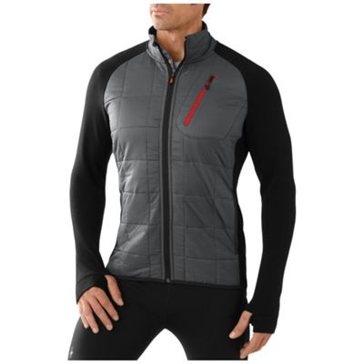 Smartwool Men's PhD SmartLoft Divide Full Zip Jacket