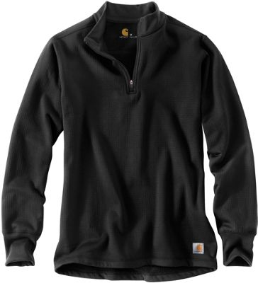 Carhartt Men's Base Force Super Cold Weather Quarter Zip Top