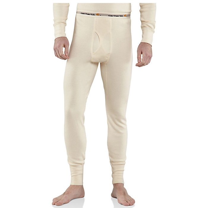 Carhartt Mens Base Force Wicking Cotton Super Cold Weather Legging