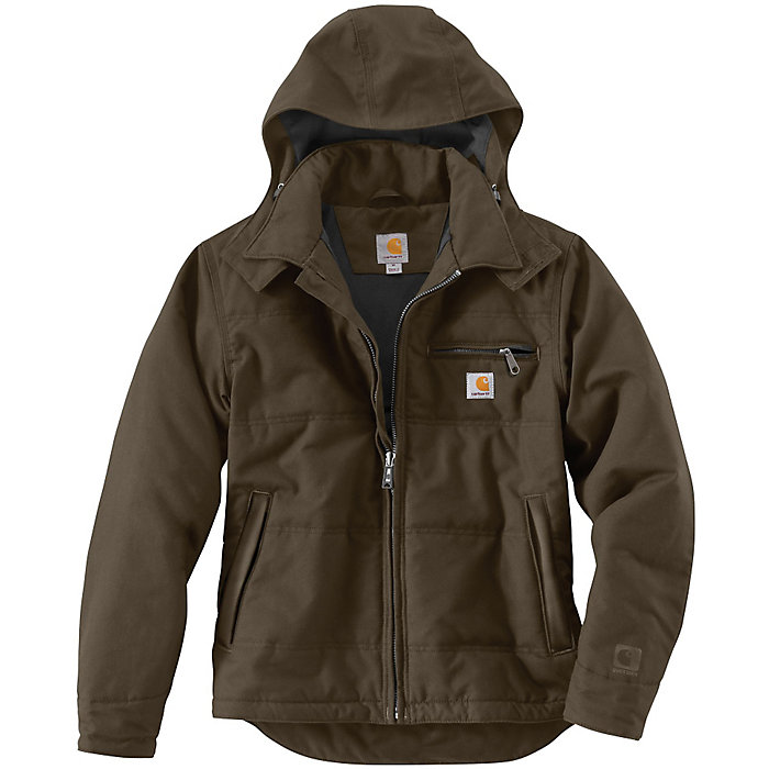 Carhartt Men's Quick Duck Livingston Jacket Moosejaw