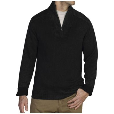 ExOfficio Men's Cafenisto Funnel Neck Sweater