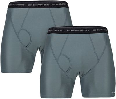 ExOfficio Men's Give-N-Go Boxer Brief 2-Pack