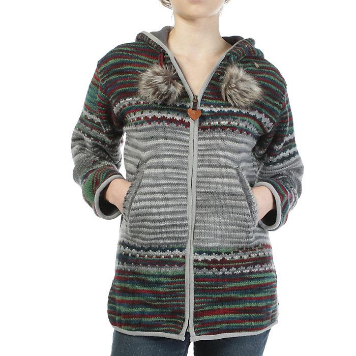 5c2328292 Laundromat Women s Yoko Fleece Lined Sweater - Moosejaw