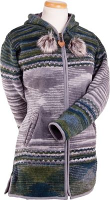 Laundromat Women's Yoko Fleece Lined Sweater