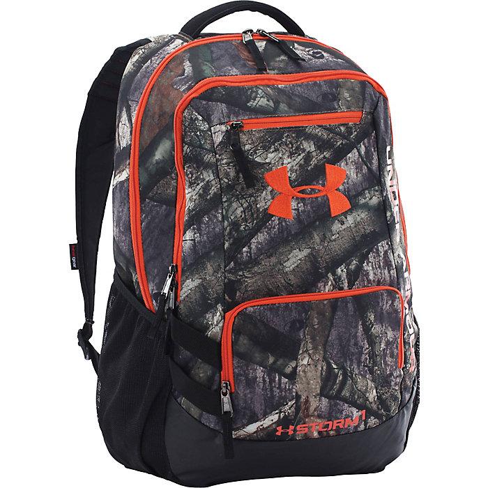 0e6af560c1 Under Armour UA Camo Hustle Backpack - Moosejaw