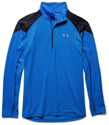 Under Armour Men's UA ColdGear Infrared Run 1/2 Zip Top