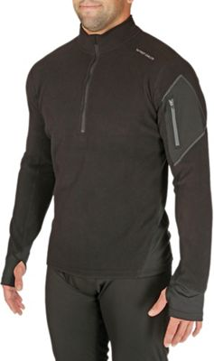 Hot Chillys Men's La Montana Zip T
