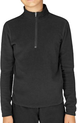 Hot Chillys Youth La Montana Zip Top